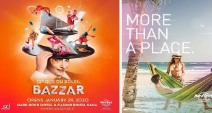Cirque Du Soleil в Hard Rock Hotel & Casino Punta Cana 5* 5