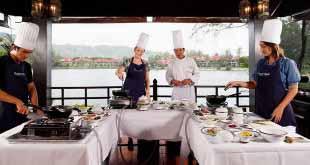 В тайском отеле туристам преподадут уроки королевской кухни
