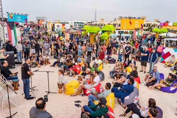 Дубайский гастрономический фестиваль пройдет с 26 февраля по 14 марта 1