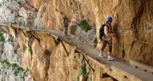 Самая опасная туристическая тропа в мире открылась в Испании 15
