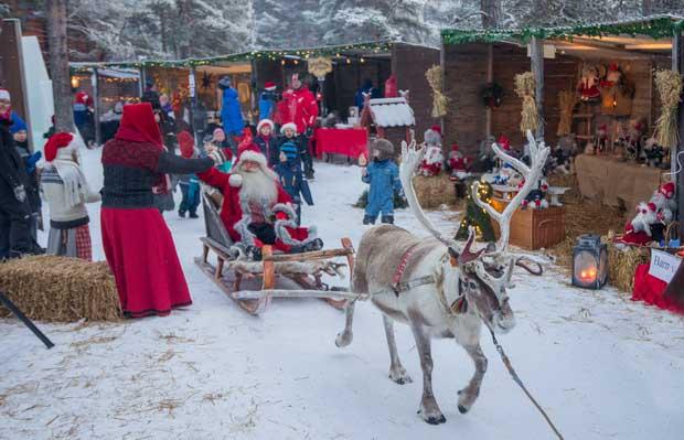 Рождественские чудеса Норвегии