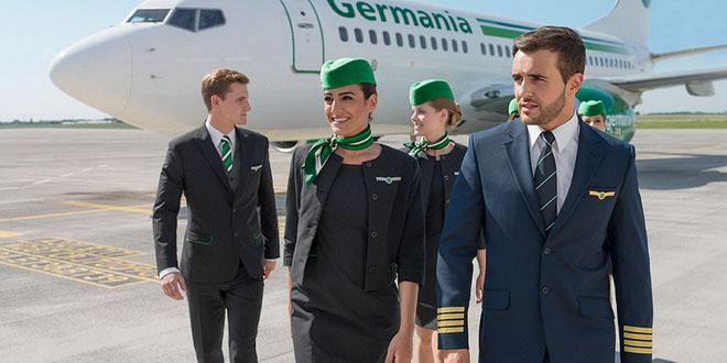 Germania — банкрот. Полеты прекращены