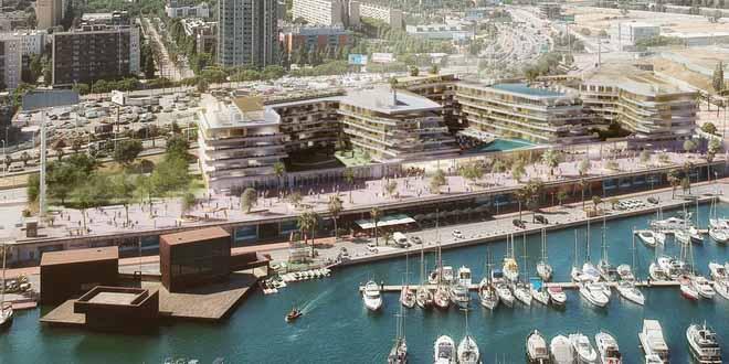 Отель Hard Rock построят в Барселоне