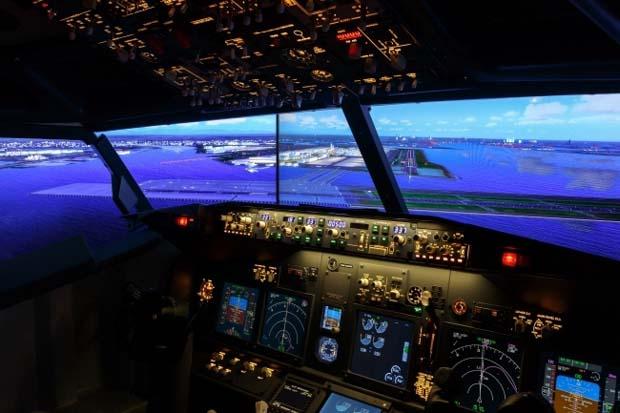 К взлёту готов! Авиаотель Haneda Excel Tokyu с симулятором Boeing 737 в номере
