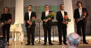 Генконсульство Кипра организовало концерт в Петербурге