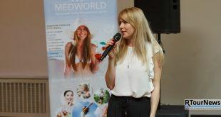 Фотоотчет с презентации «Интуриста» и MedWorld Rixos 11