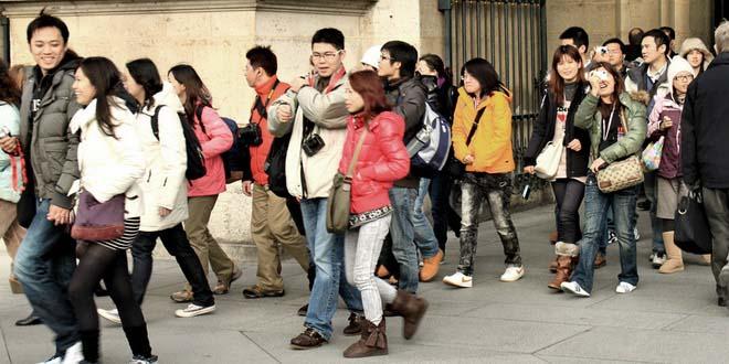 Составлен портрет китайского туриста, интересующегося Петербургом