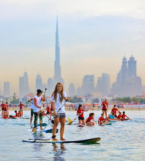 30 дней спорта: в Дубай возвращается спортивная акция Dubai Fitness Challenge 3