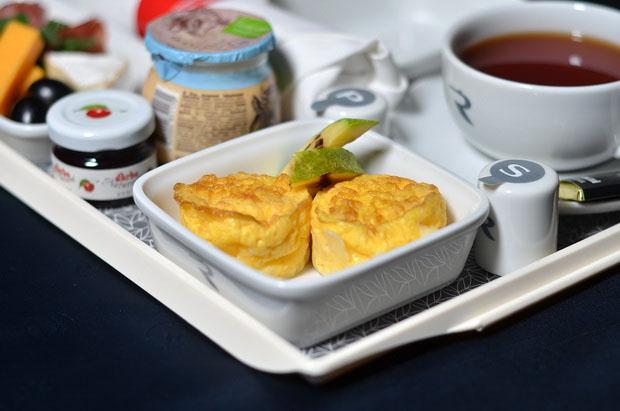 «Россия» обновила питание на рейсах из Санкт-Петербурга 7