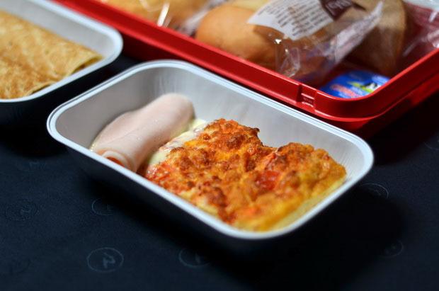 «Россия» обновила питание на рейсах из Санкт-Петербурга 17