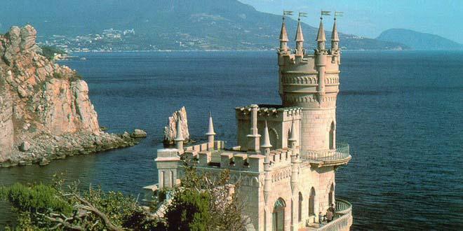 С начала года Крым принял 677 тыс. туристов 1