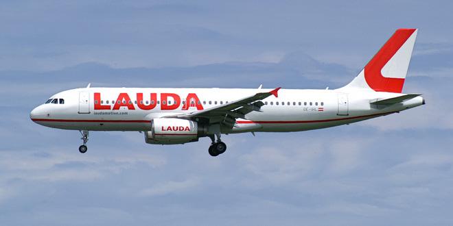 Lauda начинает полеты из Вены в Лаппеенранту