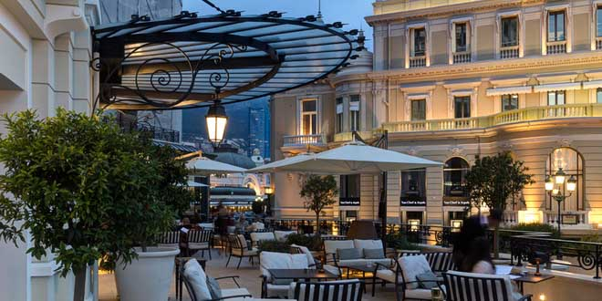 Назван лучший отельный бар в Европе