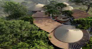 В Доминикане будет построен уникальный эко-отель Leaf Bayahibe 9