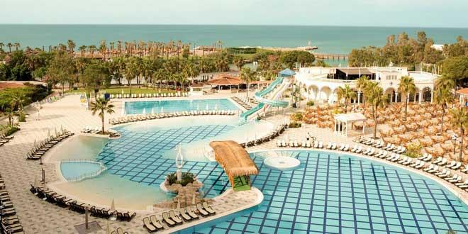 ANEX Tourism Group берет в управление еще один отель в Турции