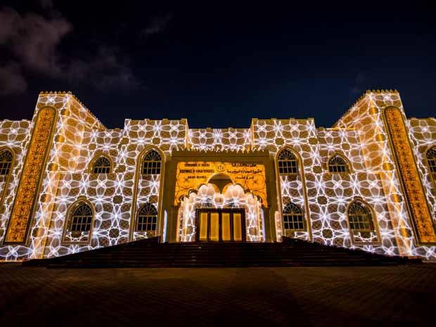 9-ый ежегодный Фестиваль света пройдет в Шардже