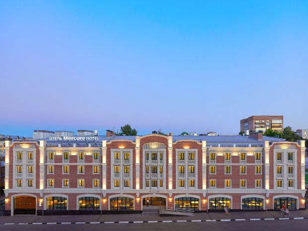 Отель Mercure открылся в Нижнем Новгороде
