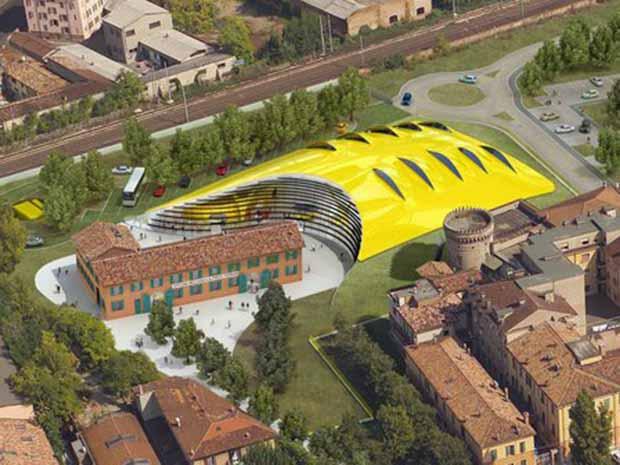 Музей Энцо Феррари. Где живет итальянская автомобильная история 9