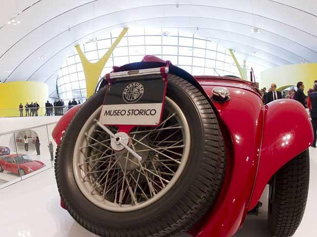 Музей Энцо Феррари. Где живет итальянская автомобильная история 3