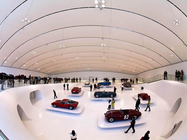 Музей Энцо Феррари. Где живет итальянская автомобильная история 11