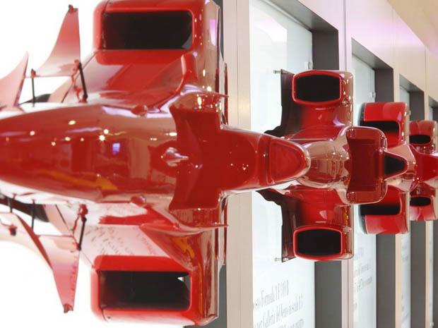Музей Энцо Феррари. Где живет итальянская автомобильная история 13