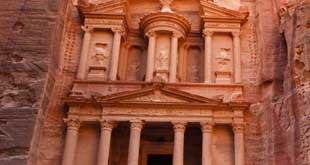 Петрa - город розового и красного камня, древний как само время!