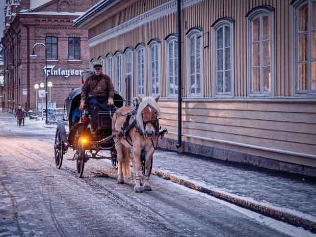 Зима в Тампере: идеи для путешествия с детьми 5