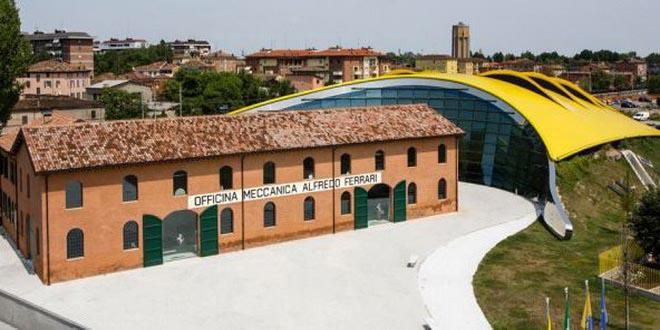 Музей Энцо Феррари. Где живет итальянская автомобильная история 1