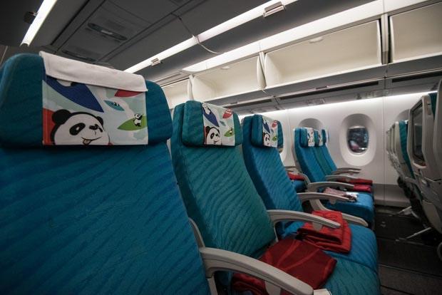 SichuanAirlinesпредставила в Пулково новейший авиалайнерAirbusA350