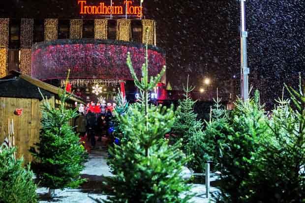 Самые яркие рождественские ярмарки Норвегии 3