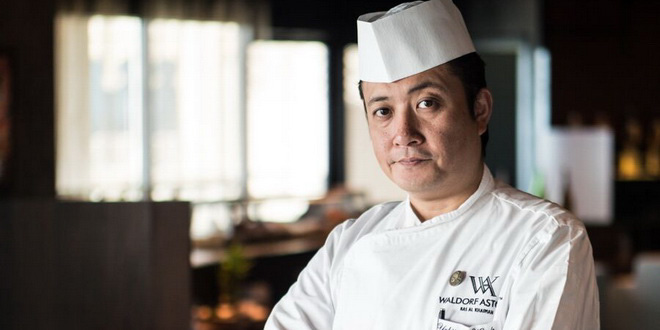 """Waldorf Astoria Ras Al Khaimah предлагает гостям меню """"Кайсэки"""""""