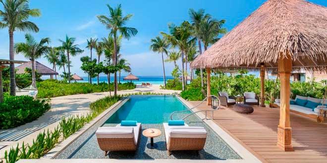 На Мальдивах открылся Waldorf Astoria Maldives Ithaafushi