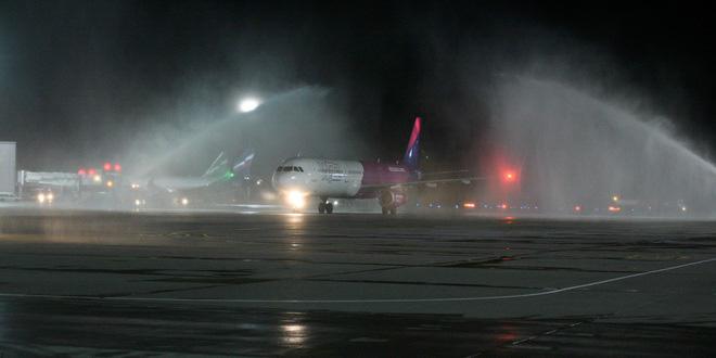 Wizz Air открыла прямые рейсы из Пулково в Лондон