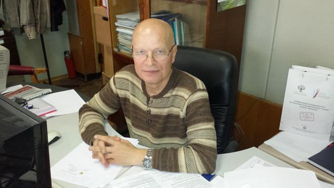 Валерий Жилкин, исполнительный директор Ассоциации работников туристско-экскурсионных предприятий (АТЭП)