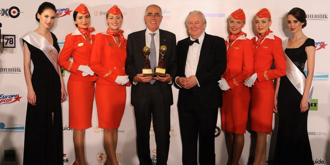 Так чей авиационный бренд лучший в мире? 1