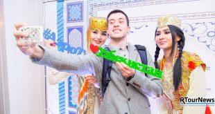 "Фотоотчет с презентации Узбекистана ""Аэротура"" 1"