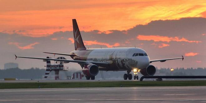 Количество рейсов из России на Мальту увеличится в период летнего сезона