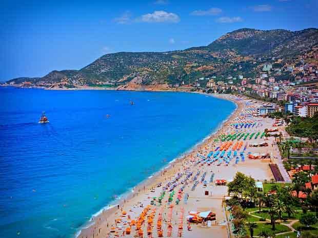 Добро пожаловать в Турцию! Добро пожаловать в Аланью! 5