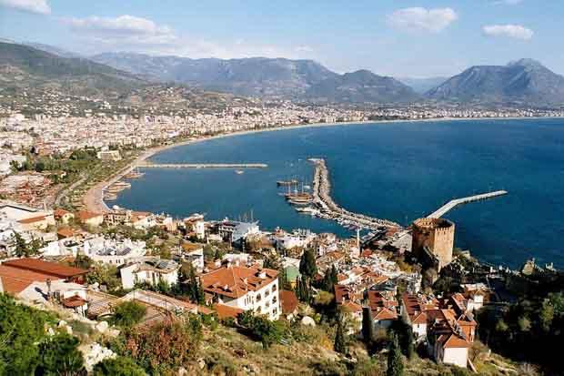 Добро пожаловать в Турцию! Добро пожаловать в Аланью! 9