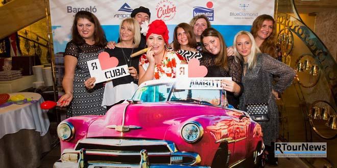 Фотоотчет с Кубинского вечера в Петербурге Посольства Кубы и Ambotis Holidays 1
