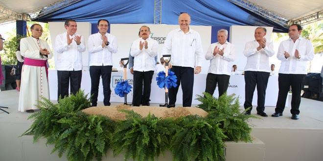 В Доминикане началось строительство двух отелей AMResorts