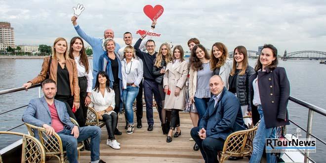 Фотоотчет с празднования Дня города Санкт-Петербурга ANEX Tour и Regnum Carya 1