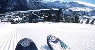 Турист разбился насмерть, делая селфи в горах Италии