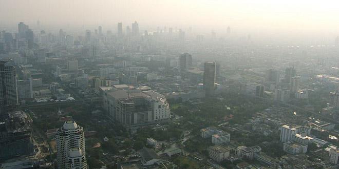 Как не задохнуться в Бангкоке
