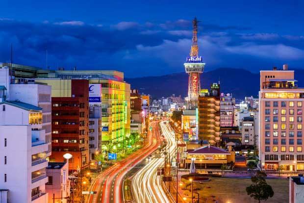 Бэппу - термальная столица Японии 5