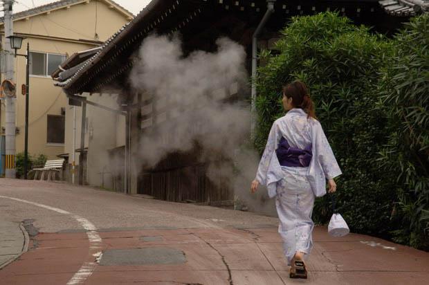 Бэппу - термальная столица Японии 17