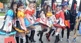 В Которе готовятся к главному карнавалу Черногории