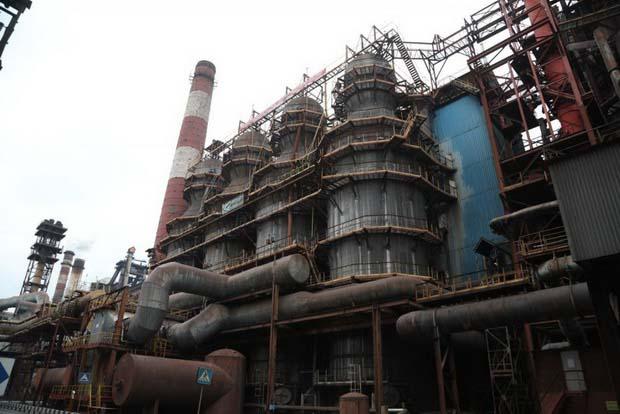 Череповецкий металлургический комбинат приглашает туристов