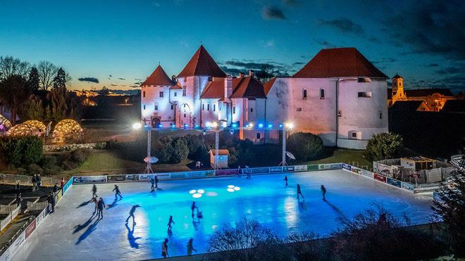 Зимняя сказка Хорватии