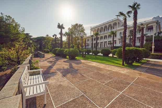 Совдеп в мелочах. В Крыму открылся новый 5-звездочный бутик-отель